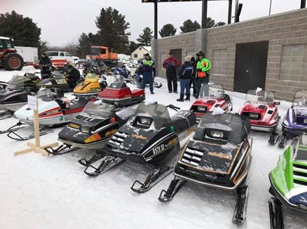 Image for Annual Vintage Snowmobile Show