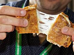Image for Wisconsin Grilled Cheese Championship