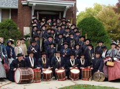 Image for Octagon House Musuem Ice Cream Social & First Brigade Band Concert