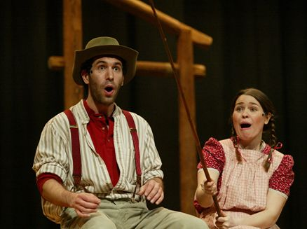 Image for Children's Theatre:ArtsPower Presents: Laura Ingalls Wilder