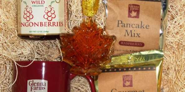 Gift items from Glenna Farms