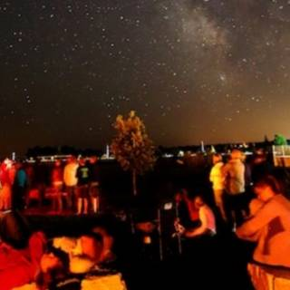 Door County Fine Arts & Stargazing Party