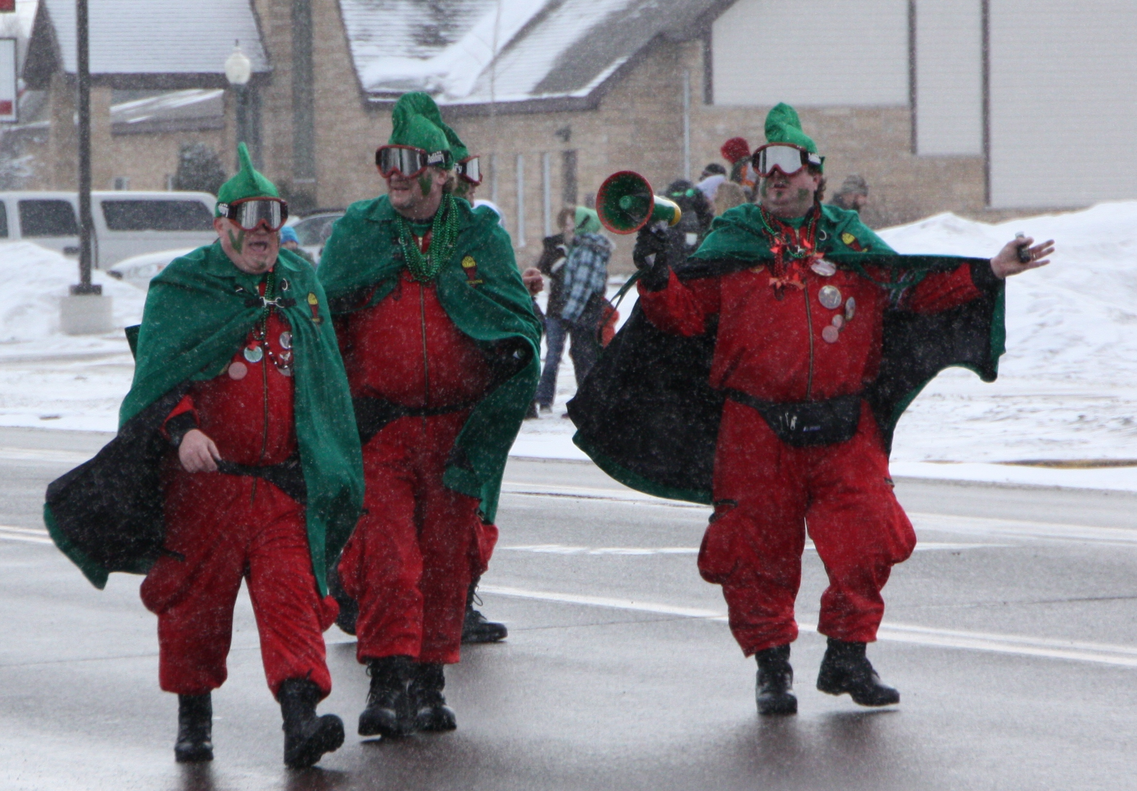 St Patrick S Day Fest Siren Wi Travel Wisconsin