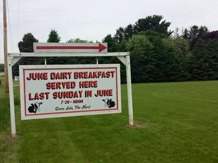 Image for Waushara County June Dairy Breakfast