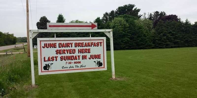 Waushara County Dairy Breakfast