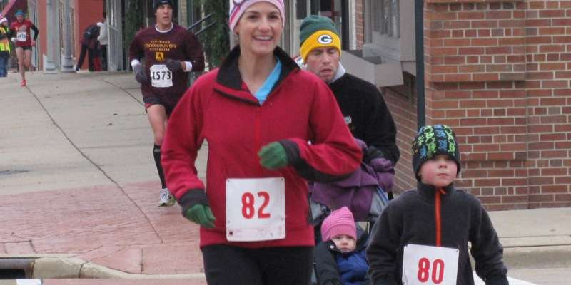 Dickens of A Run 5k during Victorian Holiday Weekend