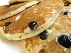 Image for Blueberry Pancake Breakfast