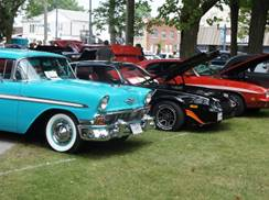 Image for Kiwanis Car Show