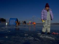 Image for Clayton Ice Fishing Contest