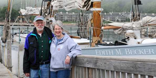 Edith Becker Schooner Cruise