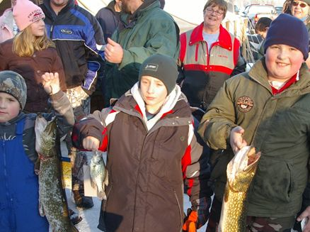 Image for Musser Lake Association Ice Fishing Contest