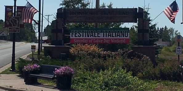 Festivale italiano always held Saturday of Labor Day weekend - see you there.