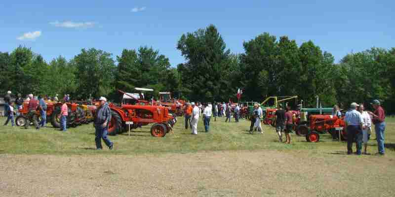 Antique & Tractor Expo