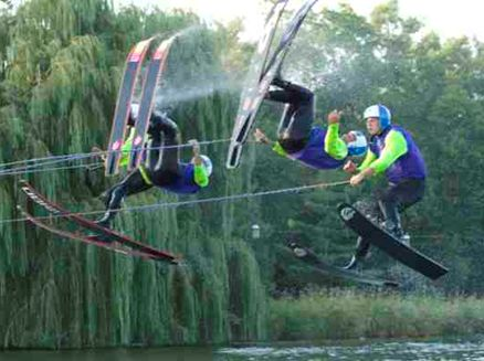 Image for Badgerland Water Ski Show