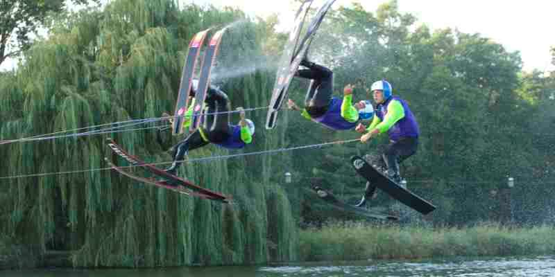 Badgerland Water Ski Show