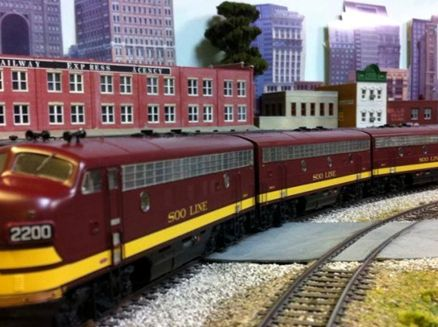 Image for Model Train Swap Meet