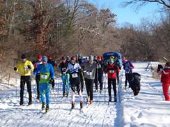 Image for Dam Phunski Cross Country Ski Race