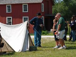 Image for Gone for a Soldier: Civil War Camp and Soldier Experience