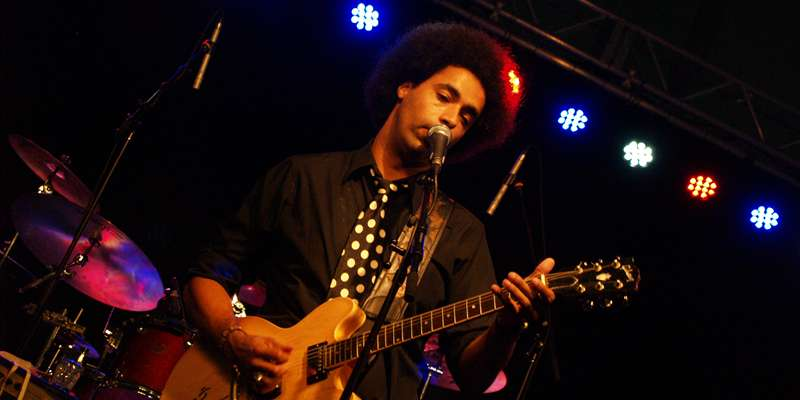 Selwyn Birchwood 2014 (photographer, Alyssa Tsagong)