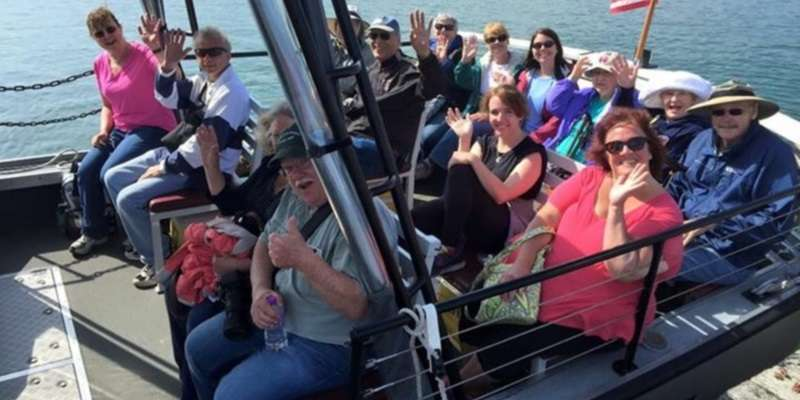 Lighthouse Fest Boat Excursion