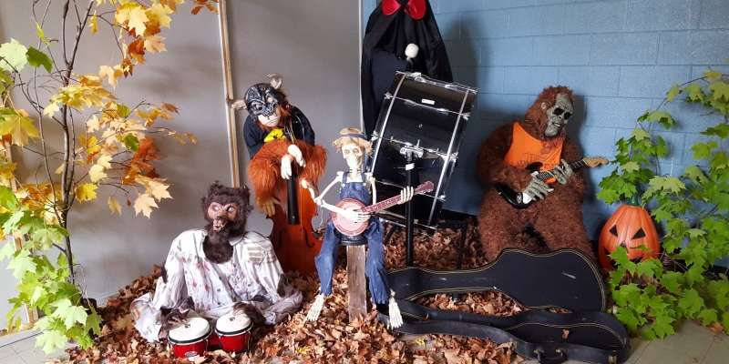New in 2015- the Monster Mash Band!