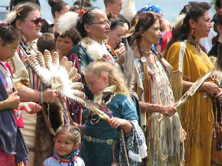 Image for Annual Red Cliff Traditional Pow-wow
