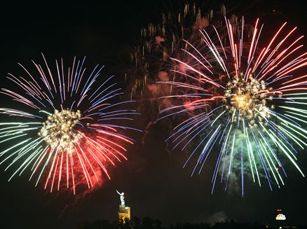 Image for Amery Fireworks Spectacular