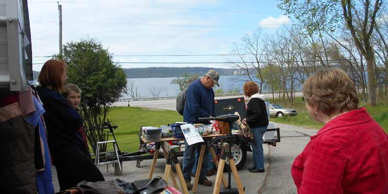 Deals galore at Rummage Along the River!