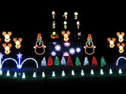 Image for Lakeside Park Holiday Lights