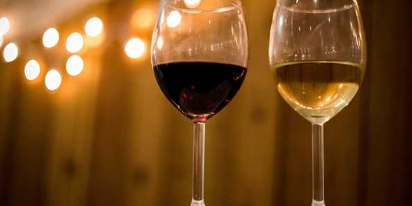 Wines from bold reds to light reislings are offered for tasting, as well as select beers & other beverages.