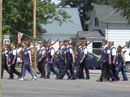 Image for Elderon VFW 4th of July Celebration & Parade