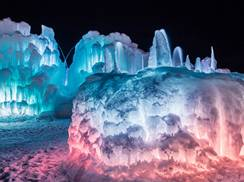 Image for Wisconsin Dells Ice Castles