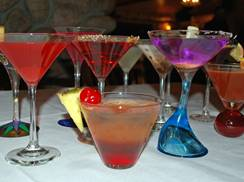Image for Martinis in May