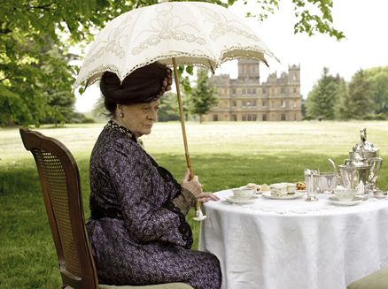 Image for Dressing Downton: Changing Fashion for Changing Times