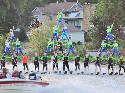 Image for Pewaukee Lake Water Ski Show
