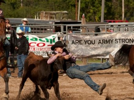 Image for Falcon Frontier Days Rodeo