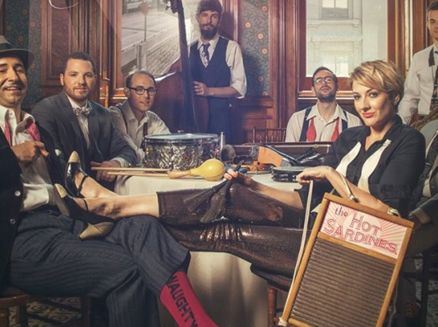 Image for Hot Sardines