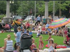 Image for Out to Lunch Concert Series