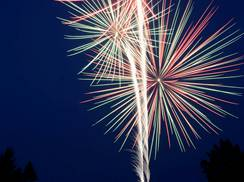 Image for Clam Lake 4th of July Fireworks Celebration