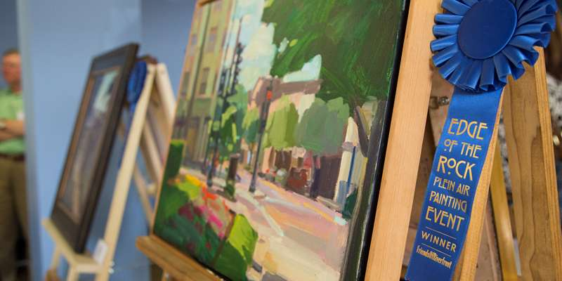 Plein Air Show and Sale