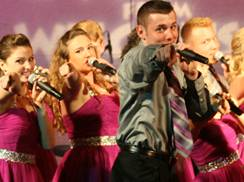 Image for Kids from Wisconsin Premier Performance