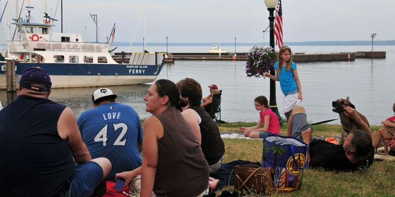 Bayfield's Concerts by the Lake
