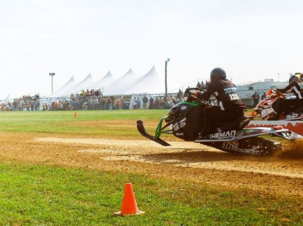 Image for Wausau Snowmobile Grass Drags & Swap Meet