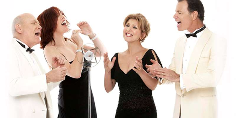 Manhattan Transfer will perform at Potawatomi in Milwaukee