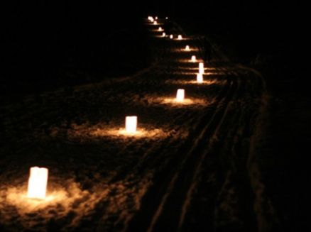 Image for Candlelight Ski/Hike/Snowshoe