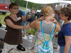 Image for Fete de Fleurs at Chateau St. Croix Winery