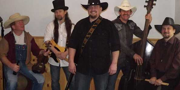 Hillbilly Wild will perform live music.