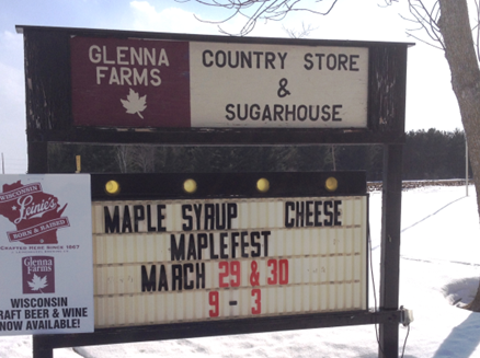 Image for MapleFest at Glenna Farms