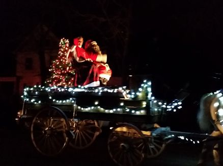 Image for Holiday Light Parade & Tree Lighting Event