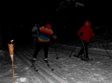 Image for Candlelight Ski & Hike